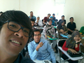 SSH4A SNV-ID Training's Selfie
